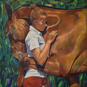 Esperanza Emocional painting
