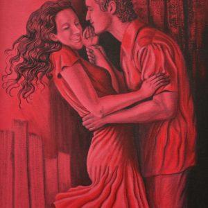 Picardía seductora Painting