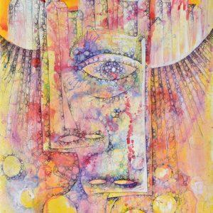 ARQUITECTO DEL CARIBE painting