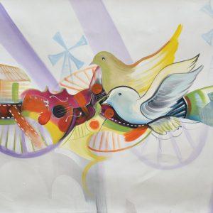 Convención Acustica Painting