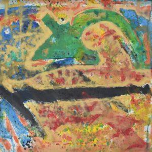 Adoración fálica painting