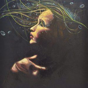 Reflexión painting
