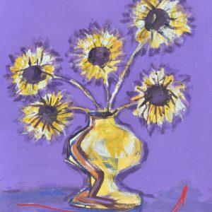 Serie Florero painting