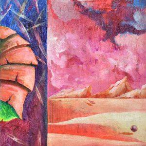 Utopia II painting