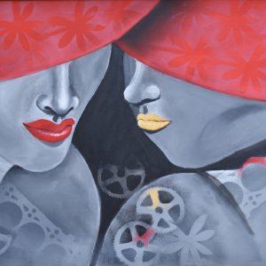 Marchantas painting