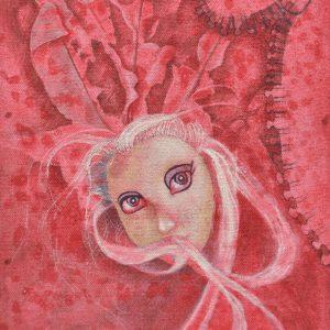 Serie descando de la esperanza II painting