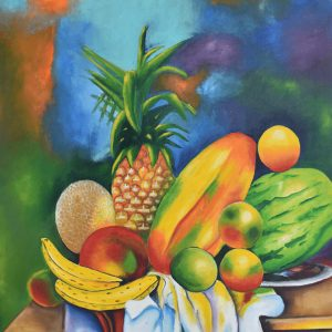 Tropical painting